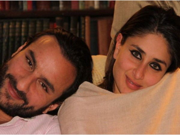 Celebrity couple Saif Ali Khan and Kareena Kapoor Khan (Image Source: Instagram)