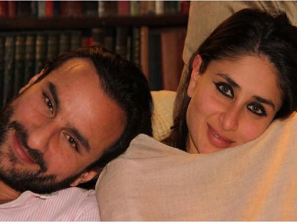 Saif Ali Khan and Kareena Kapoor Khan (Image Source: Instagram)
