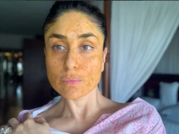 A still from the video shared by actor Kareena Kapoor (Image courtesy: Instagram)