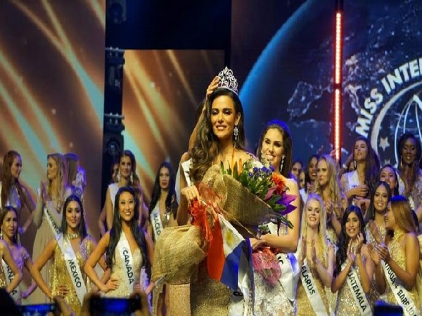 Karen Gallman, Reigning Queen, Miss Intercontinental 2018