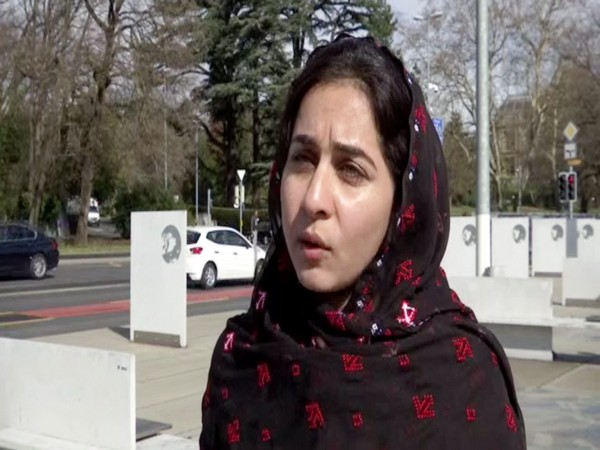 Karima Baloch, former chairperson of Baloch Students Organisation – Azad