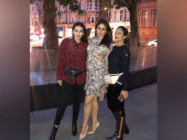 Karisma Kapoor, Kareena Kapoor and Amruta Arora (Image Courtesy: Instagram)