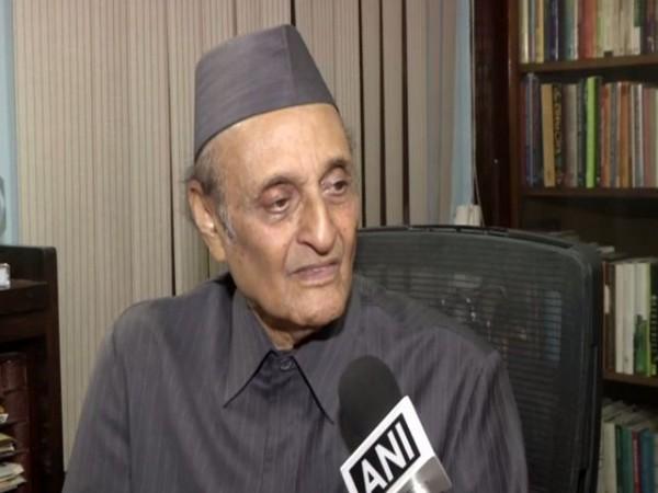 Veteran Congress leader Karan Singh (File photo)
