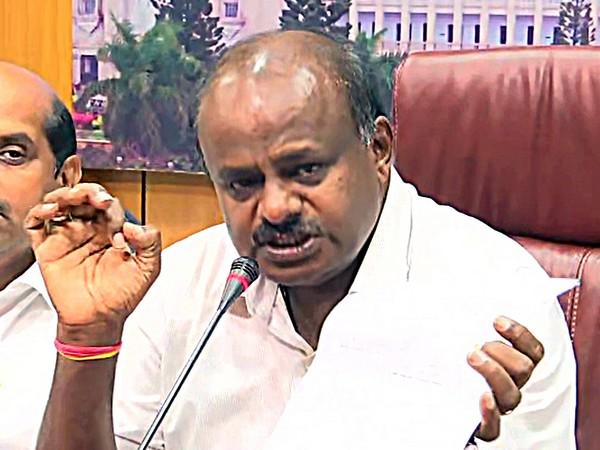 former chief minister HD Kumaraswamy (File Photo/ANI)