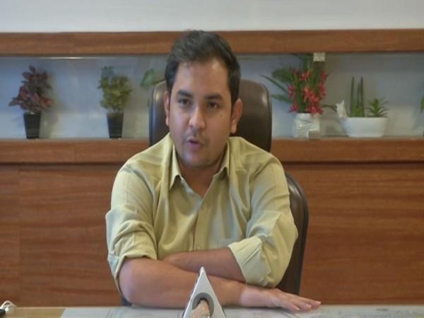 Kalaburagi Corporation Commissioner, Snehal Lokhande (Photo/ANI)
