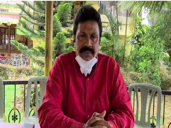 Karnataka Agriculture Minister BC Patil.