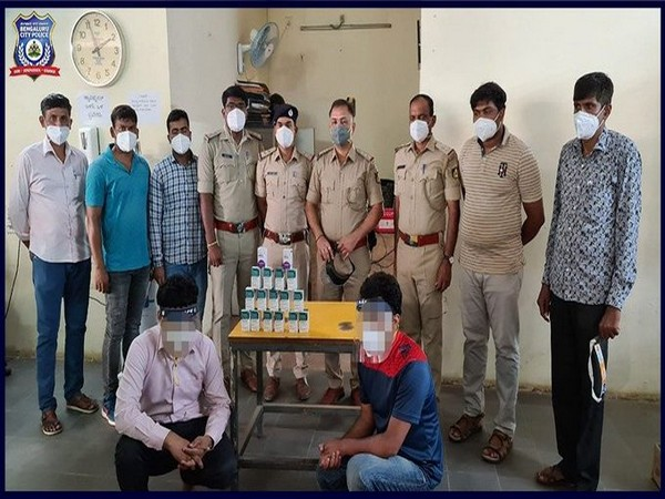 Two held in Bengaluru for selling Remdesivir injections at exorbitant rates