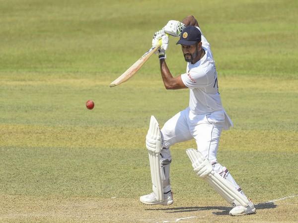Sri Lanka skipper Dimuth Karunaratne (Photo/ ICC Twitter)