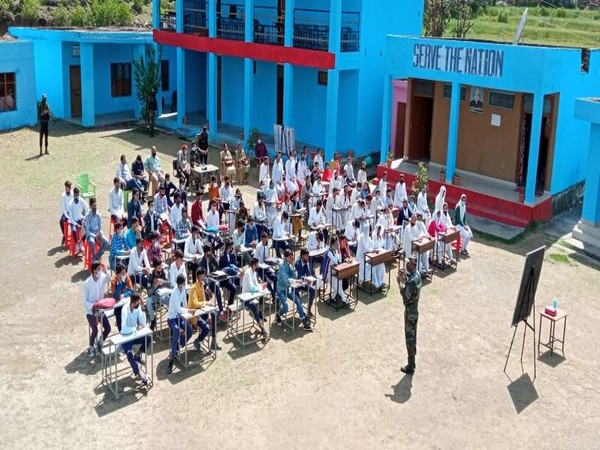 Rashtriya Rifles conducted COVID awareness lecture on World Health Day