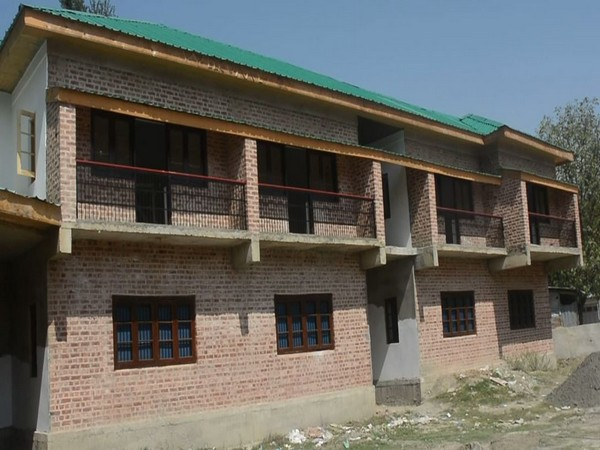 100-bedded girls hostel in Anantnag likely to be handed over in November. Photo/ANI