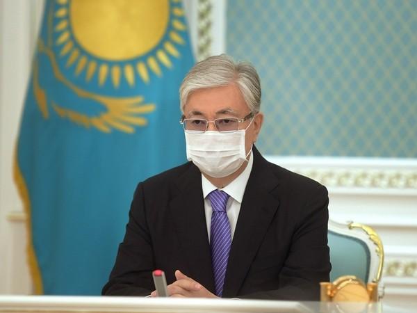 Kazakh President Kassym-JomartTokayev