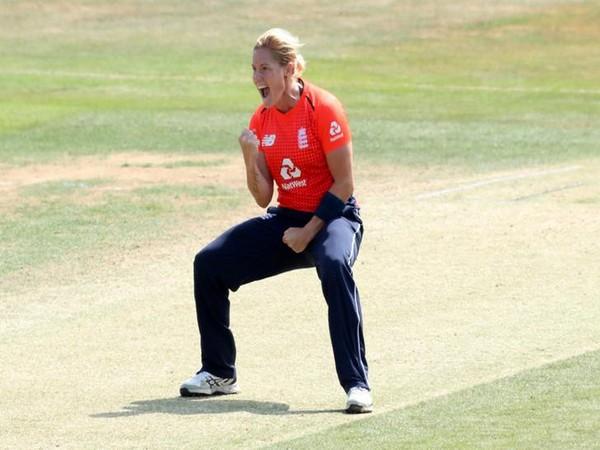England all-rounder Katherine Brunt