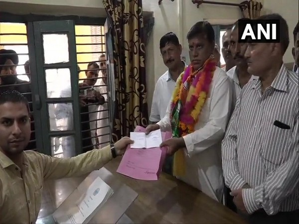 Candidates file nominations for BDC elections in Kathua