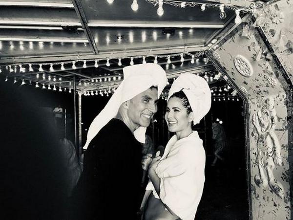 Akshay Kumar and Katrina Kiaf (image courtesy: Instagram)
