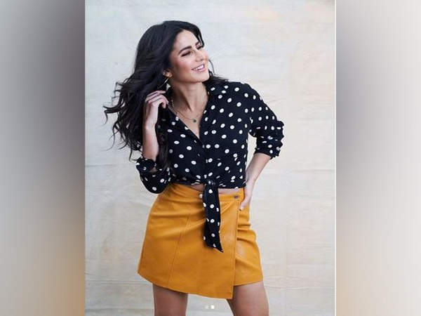 Bollywood actor Katrina Kaif (Image source: Instagram)