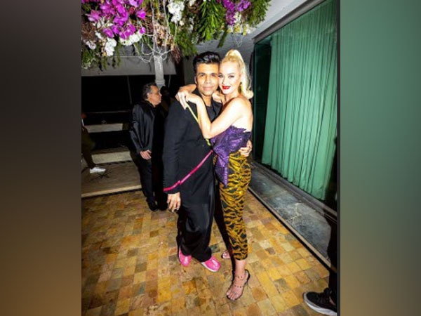 Katy Perry with Karan Johar (Image courtesy: Instagram)