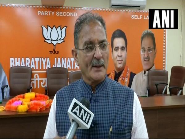 BJP leader Kavinder Gupta (File Picture)