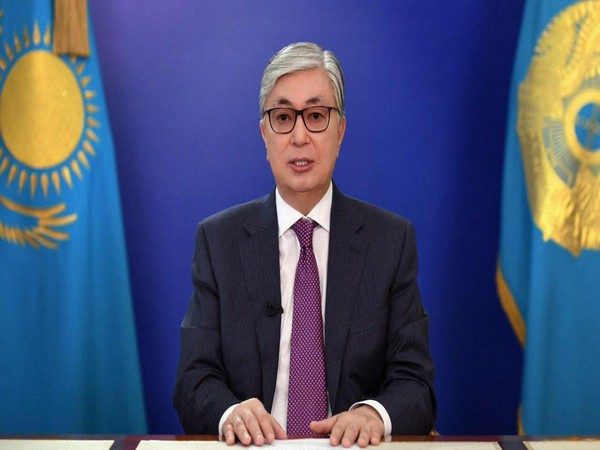 New policy changes take place as Kazak President Kassym-Jomart Tokayev completes one year in power(File pic)