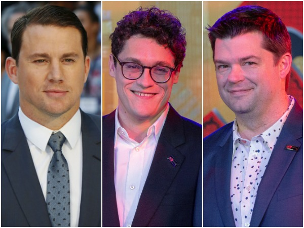 Channing Tatum, Phil Lord and Chris Miller