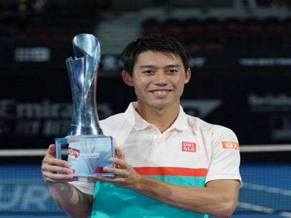 Japanese tennis player Kei Nishikori (Photo/Kei Nishikori Twitter)