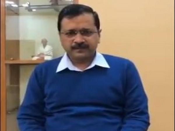 Delhi Chief Minister Arvind Kejriwal (Picture Courtesy - Arvind Kejriwal Twitter)