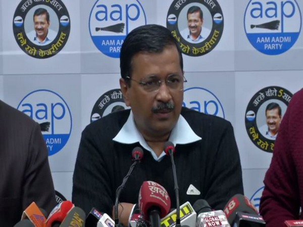 Chief Minister of Delhi and Aam Aadmi Party (AAP) chief Arvind Kejriwal. (File Photo)