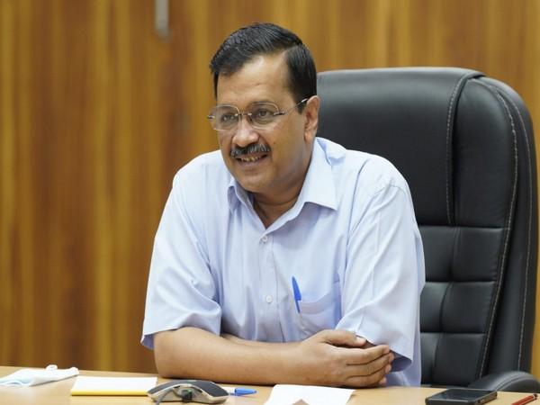 Delhi Chief Minister Arvind Kejriwal (Photo/ANI)