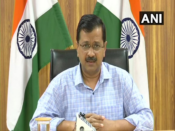 Chief Minister Arvind Kejriwal addressing a press conference in New Delhi on Tuesday.
