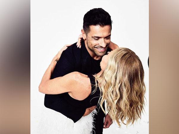 Mark Consuelos and Kelly Ripa (Image courtesy: Instagram)