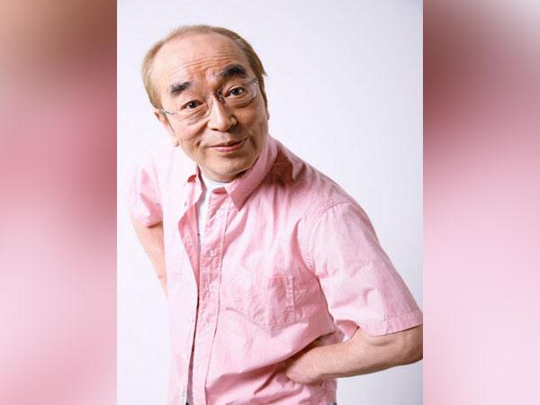 Veteran Japanese comedian Ken Shimura (Image courtesy: Twitter)