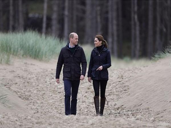Prince William and Kate Middleton (Image courtesy:Instagram)