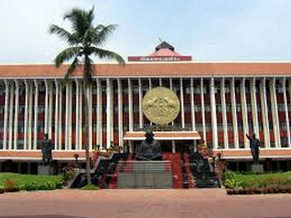 A view of Kerala Assembly