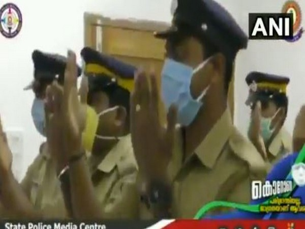 A still from the video. (Source: Kerala Police)