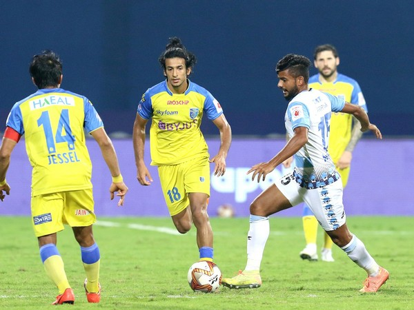 Kerala Blasters and Jamshedpur FC play out a goalless draw. (Photo/ ISL)