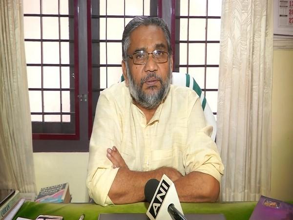 BJP state Vice President KS Radhakrishnan (Photo/ANI)