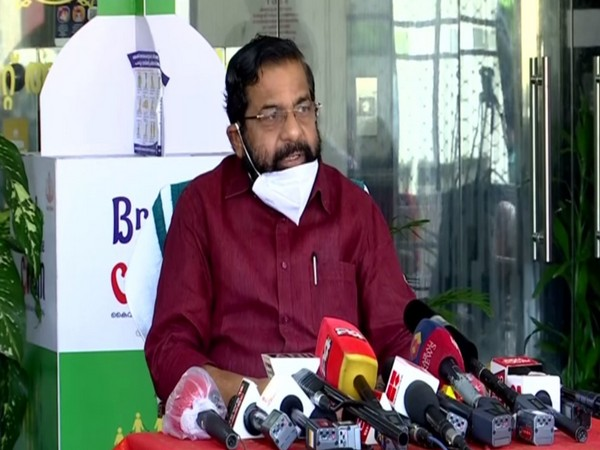 Kerala tourism minister Kadakampally Surendran