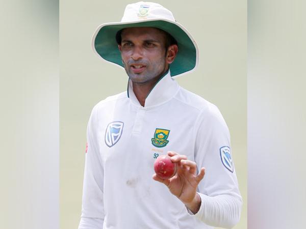 South Africa spinner Keshav Maharaj (file image)