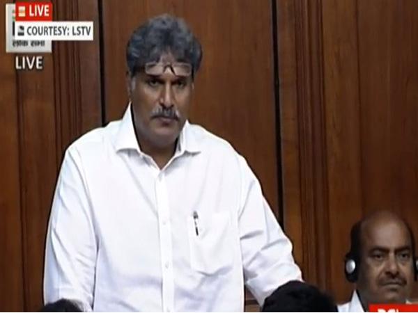 TDP MP Kesineni Srinivas (File photo)