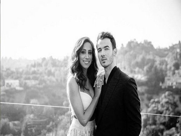 Danielle and Kevin Jonas (Image courtesy: Instagram)