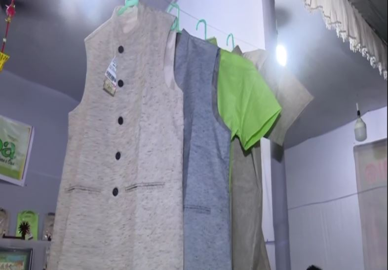 Sixty sellers are offering wide variety of products at the 'Khadi Bazaar' exhibition being held at Bhubaneshwar