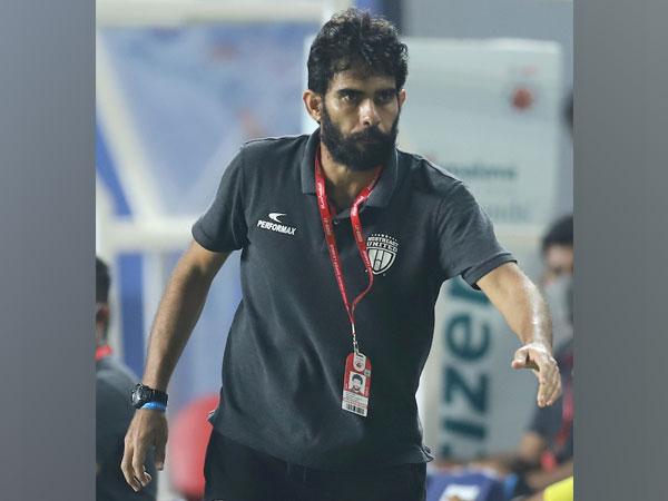 NorthEast United FC interim coach Khalid Jamil (Photo/ ISL)