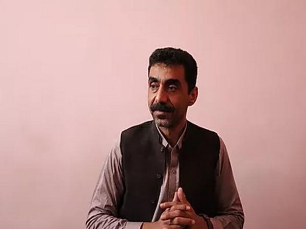 Chairman of Baloch National Movement, Khalil Baloch. Photo/ANI