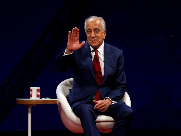 US Special Representative for Afghanistan Reconciliation Zalmay Khalilzad (File photo)