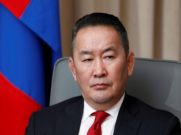 Mongolia President Khaltmaa Battulga (Photo Credit - Reuters)