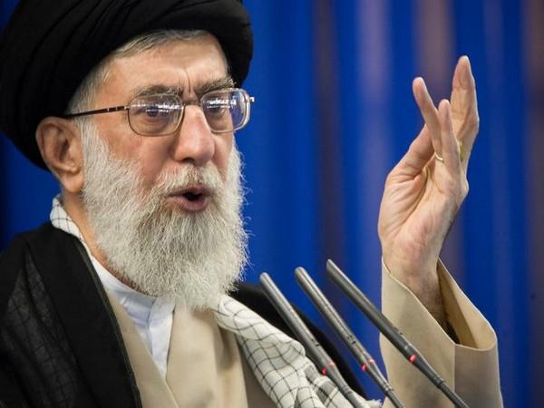 Iran's Supreme Leader Ayatollah Ali Khamenei (File photo)