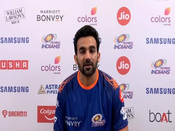 Mumbai Indians, Director of Cricket Operations, Zaheer Khan