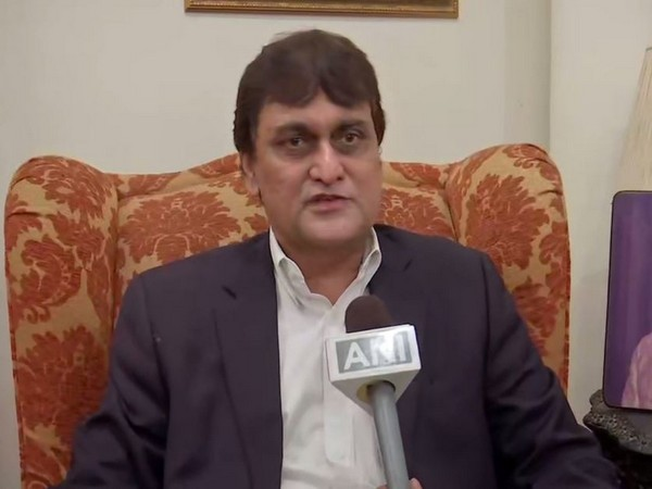 Faiz Khan, a member of the Mukarram Jah Trust