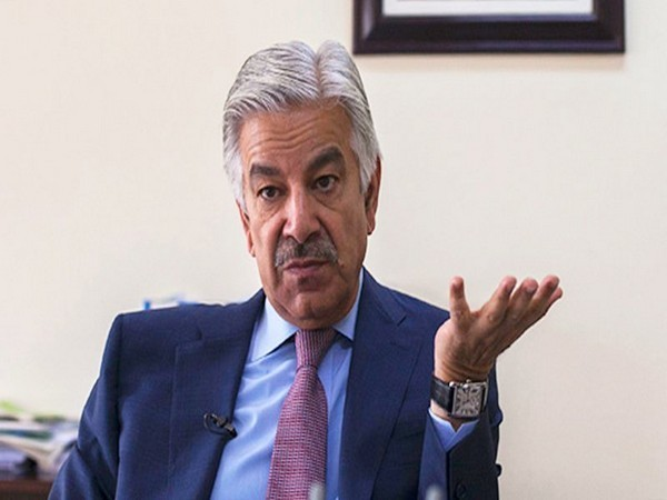 Pakistan's former minister of Foreign Affairs and PML(N) leader Khawaja Asif