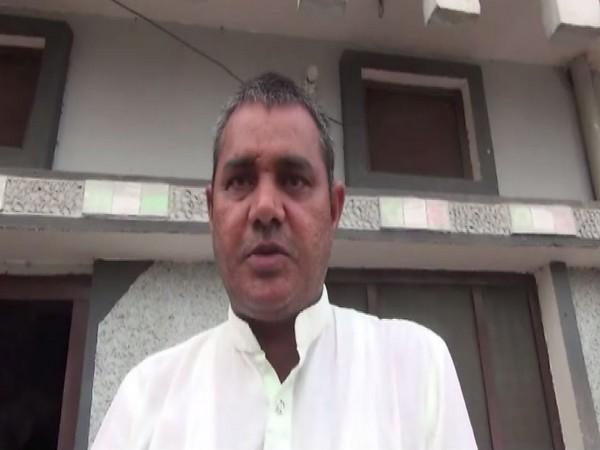 Spokesperson of Khera Khap panchayat, Udayveer