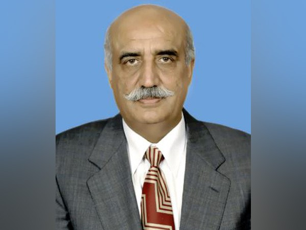 Pakistan Peoples Party (PPP) leader Syed Khursheed Shah